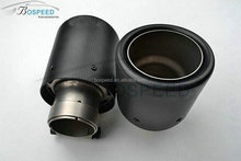 Newest style high quality ss304 car exhaust muffler for car