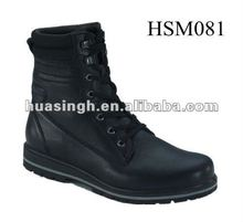 Black Durable Anti-shock Special Force Combat Security Boots