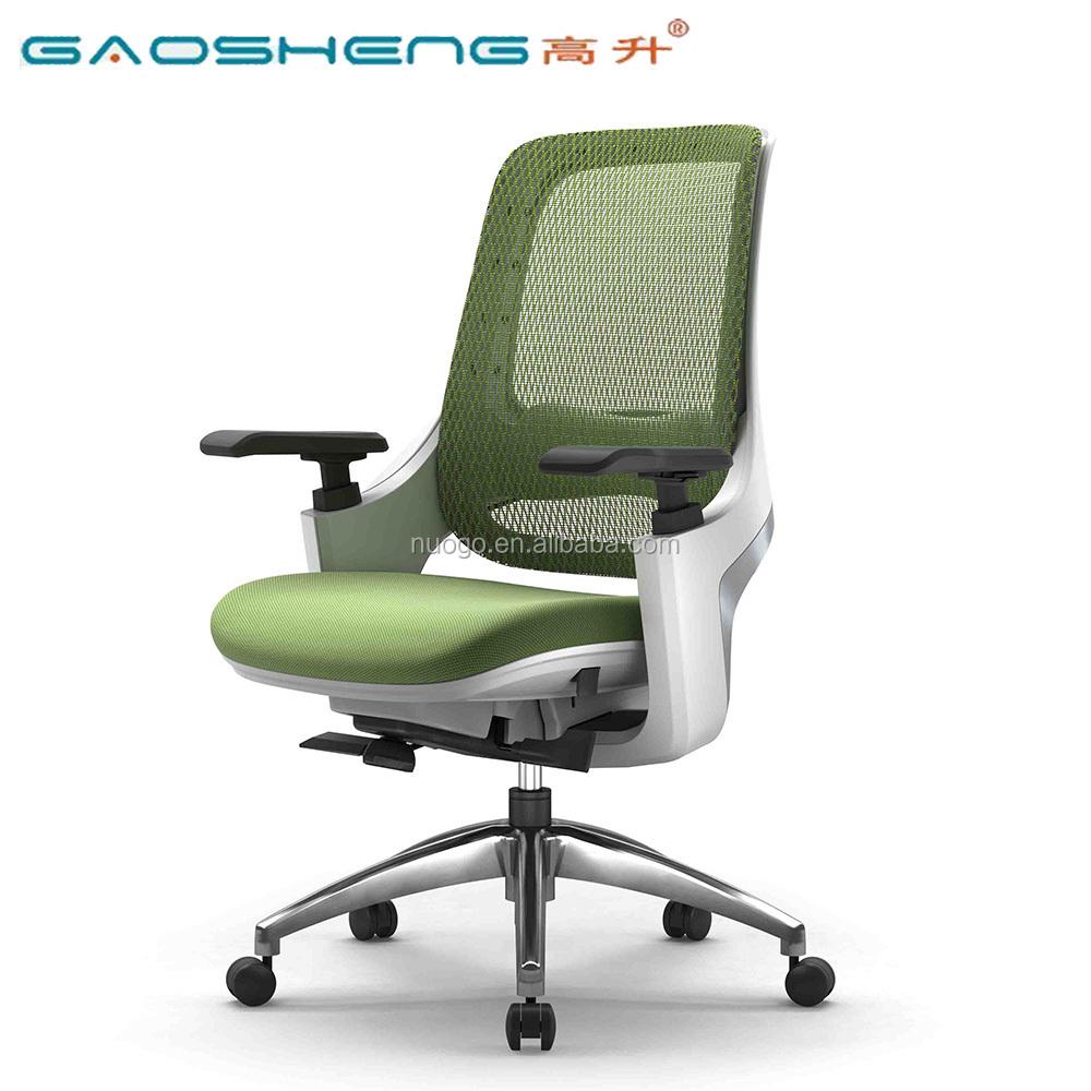 Gt funcional tela de malla ergon mico silla de computadora for Sillas para computadora