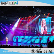 Rental use pitch 6mm LED displayvideo production with Music Festival