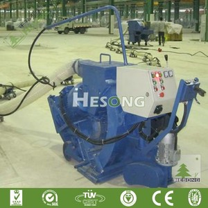 Floor Shot Blast Cleaning Machine / Surface Preparation For Concrete