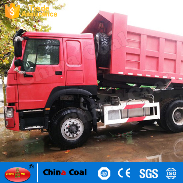 Chinese Trucks Manufacture Rear Dump Semi Trailer Or Sand Tipper Truck