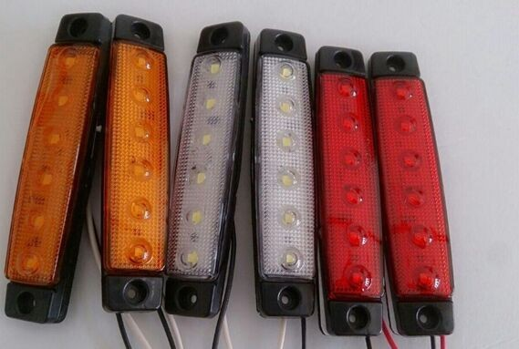 led side marker 24v led truck lights 24 volt led indicator lights