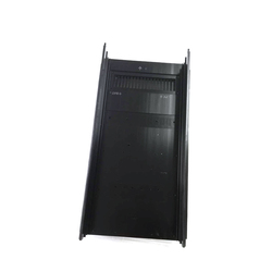 Customized Extrusion Aluminum Enclosure Black Anodized