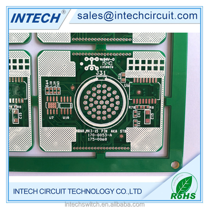 electronic pcb manufaturers android app controlled toys PCBs
