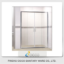 Factory Price Glass Partition Shower Room