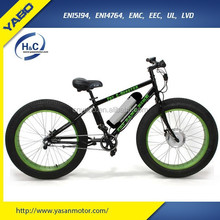super cheap double battery 36V motor electric fat bike with big discount