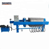 Fruit Juice Filtration Membrane Filter Press Machine With Best Price