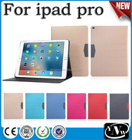 Wallet Leather Case for Ipad Pro, New Products Flip Tablet Covers for Ipad Pro 12.9""