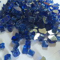 "Wholesale 1/2"" SAPPHIRE BLUE tempered glass ref."