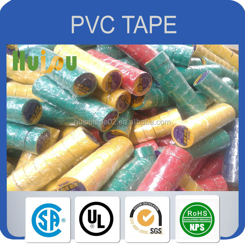 PVC Heat shrinking sleeve and PVC insulating tape