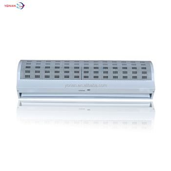 900~2000mm Cyclone Cross Flow Air Curtain