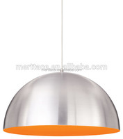 Modern socket lamp half egg chandelier pendant lamp