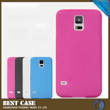 high quality back cover for samsung galaxy note1 note2 matte plastic case