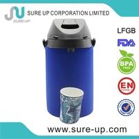 2014 advertising water dispenser wit ice maker with bag(ASUJ025-O)