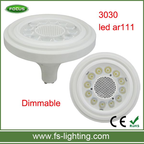 Osram ar111 replacement 12w 3030 led ar111 new ar111 fitting with good price cold white