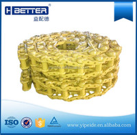 EX120-2 track chain excavator undercarriage parts track link assy