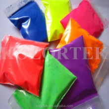 Resin Fluorescent Pigment, neon colors powder for nail polish