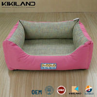2015 New Style pink handmade durable large dog kennel