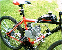 80cc dirt bicycle kit for sale/80cc motor kit/single cylinder engine bikes kit
