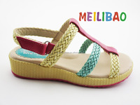 hidden wedge heel casual shoes for baby made in China