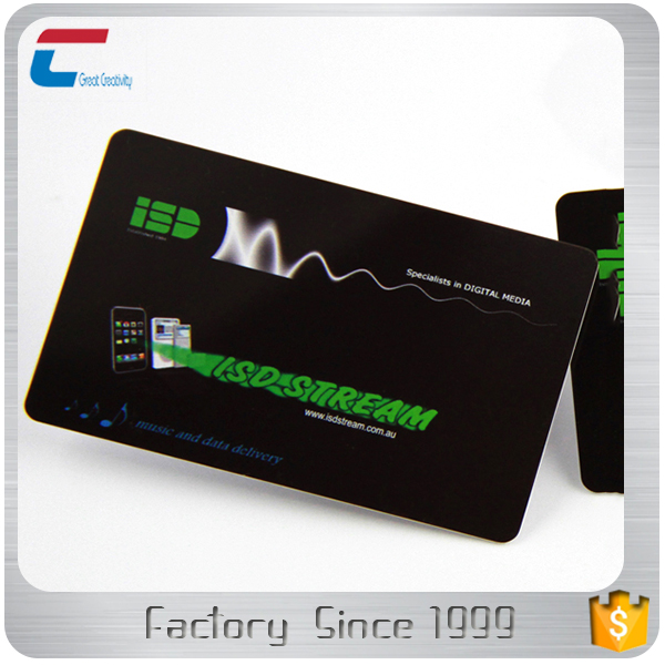 Printable Cheap EMV Plastic Smart Chip Card