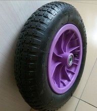 high quality pneumatic air rubber wheelbarrow wheel 3.00-4 3.50/4.00/4.50-6-8