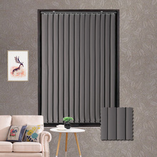 Zhenfei sun shading vertical blinds living room bedroom villa office blackout vertical blinds