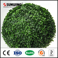 High Quality Customized Artificial Topiary Leaves