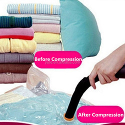 free shipping vacuum compressed storage saving space bags Clothing, Duvets, Bedding, Pillows, Curtains