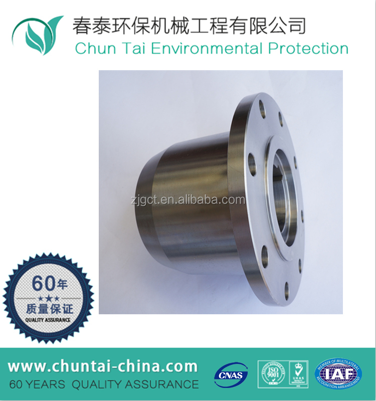 Machining Quality steel pipe sleeve coupling