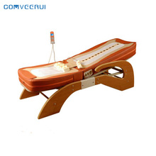 Highly Efficient Thermal Far Infrared Bed Massage Alleviate Fatigue Body Massager Infrared Jade Massage Bed