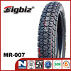 Popular pattern full sizes off road motorcycle tire