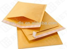 BROWN KRAFT BUBBLE ENVELOPE WITH SELF SEAL