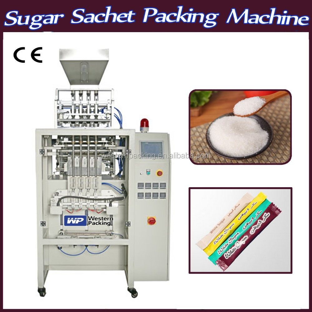 small vertical sugar stick packing machines ,sugar sachet packing machine , sugar stick packing machine