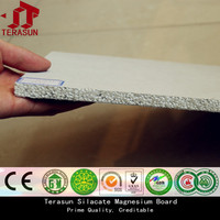 CE approval fireproof decorative plasterboard partition wall board