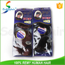 factory good price Seditty Hair Nora Fashion Bump Remy Short Hair Extension
