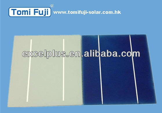 low price broken poly solar cell >3/4 solar cells for solar panels