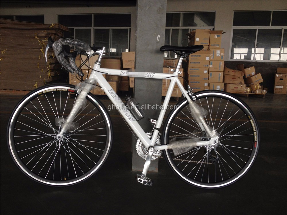 aluminum alloy 700C road racing bike