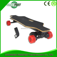 super quality professional electric scooter factory dual motor scooter land wheel surfboard skateboard four wheel