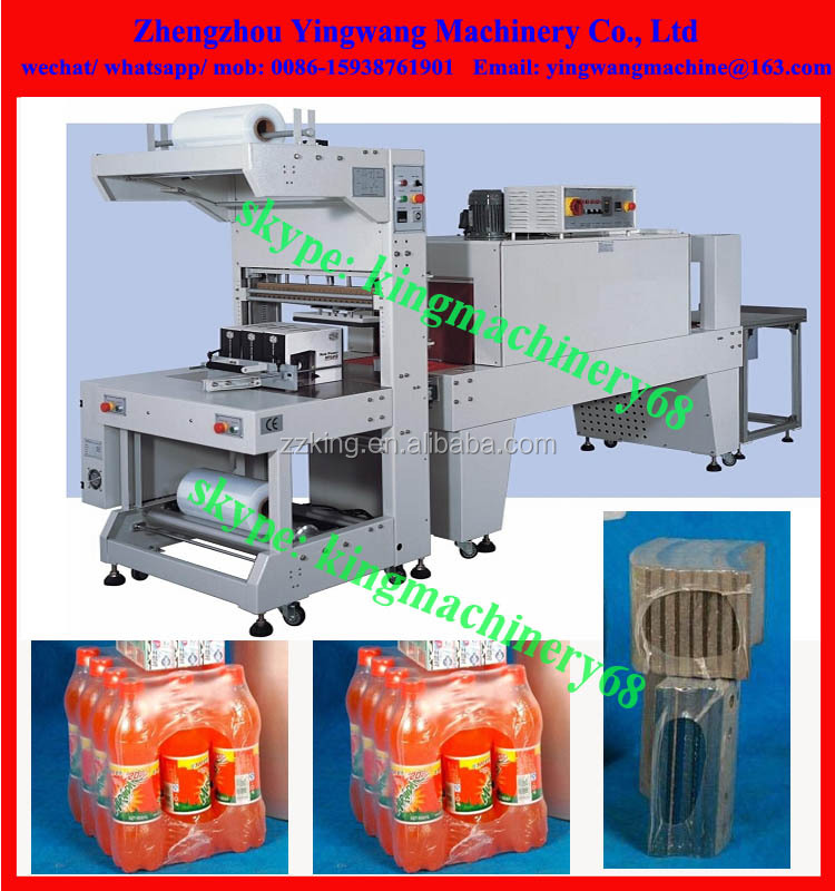 Cuff style semi-automatic envelope sealing packaging machine