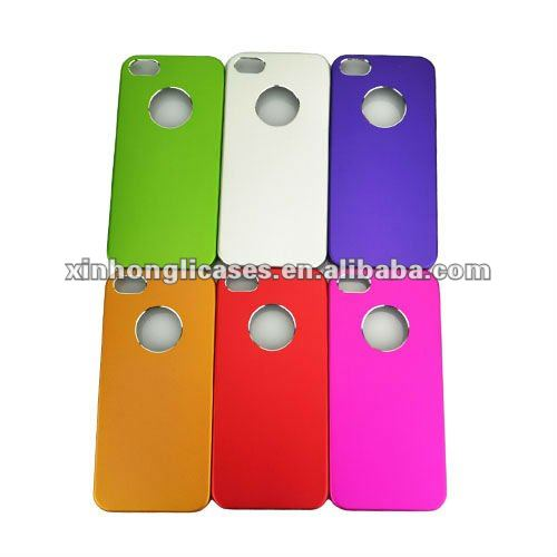 Aluminum metal case for Iphone 5 with top quality
