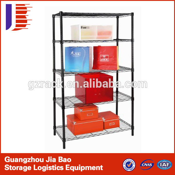 Chrome Plated Customized Wire Mesh Metal Rack