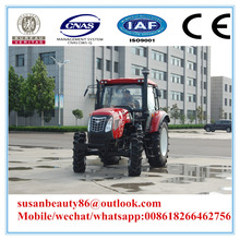 Good quality agriculture machines 80HP 4wd farm tractor