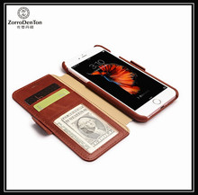 vintage Leather mobile phone folio covers 4.7''/5.5''