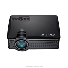 Cost-effective Home Theater Projector Owlenz SD50 Plus 800x480 1500 Lumens Full HD 1080