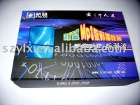 2012 new design promotional electronic boxes with good quality low price offset printing