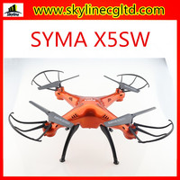 SYMA X5SW RC Drone WIFI FPV Quadcopter with Camera Headless 2.4G 6-Axis Real Time RC Helicopter