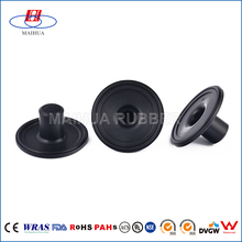 Custom injection food grade silicone rubber diaphragm for valves