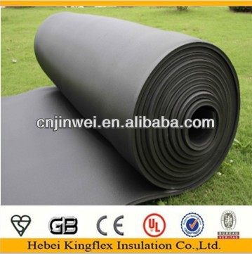 Rubber sheet double skinned vapour sealed Rubber insulation